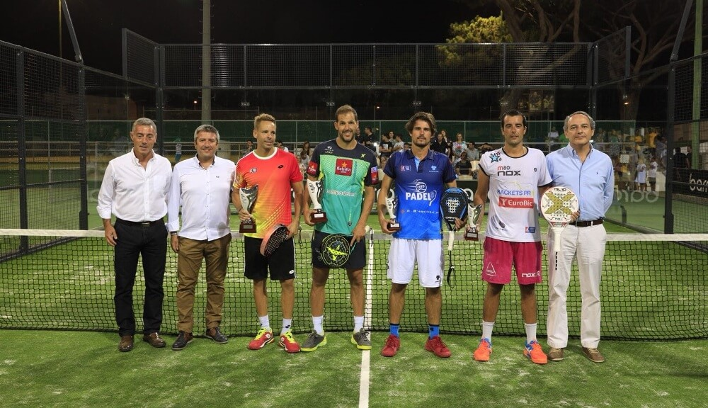 Portugal Vice-Campeão na Padel Nations Cup 2018