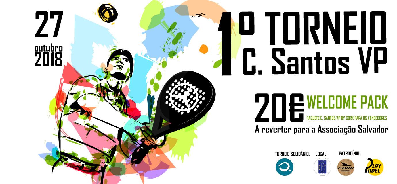 1º Torneio C. Santos VP – Associação Salvador